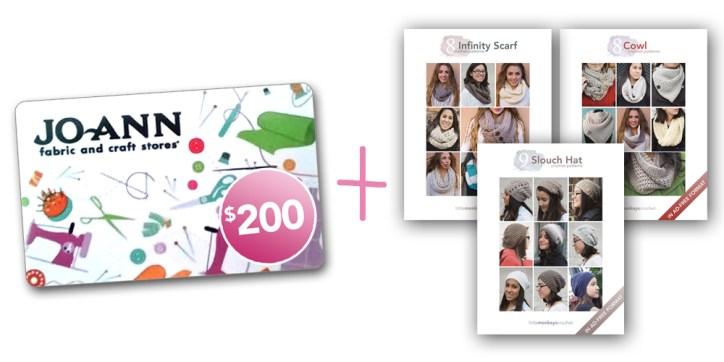 2 Year Blogiversary Giveaway | Little Monkeys Crochet