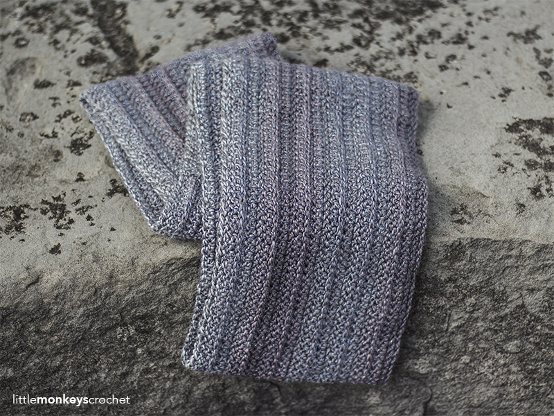 Cosmos Scarf Crochet Pattern Little Monkeys Crochet