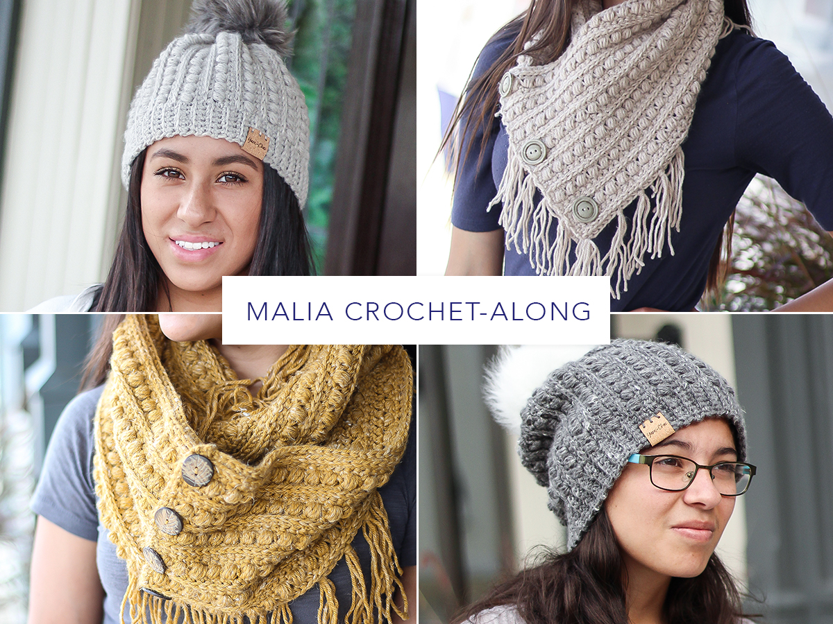 The Malia CAL (Fall 2017 Crochet-Along)