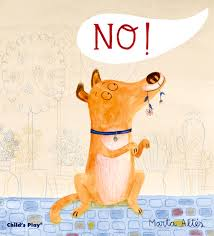 No! by Marta Altés - Picture Books Reviews by Emma Apple