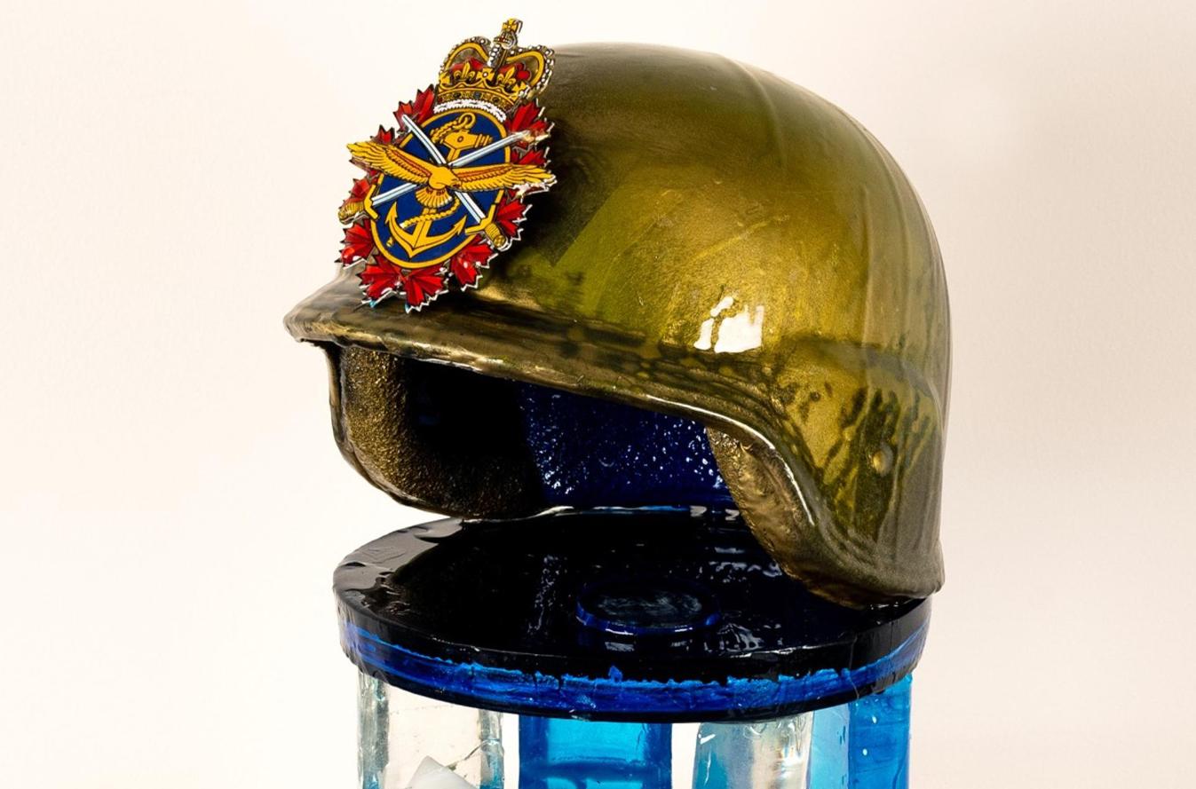 True Patriot Love helmet 2020