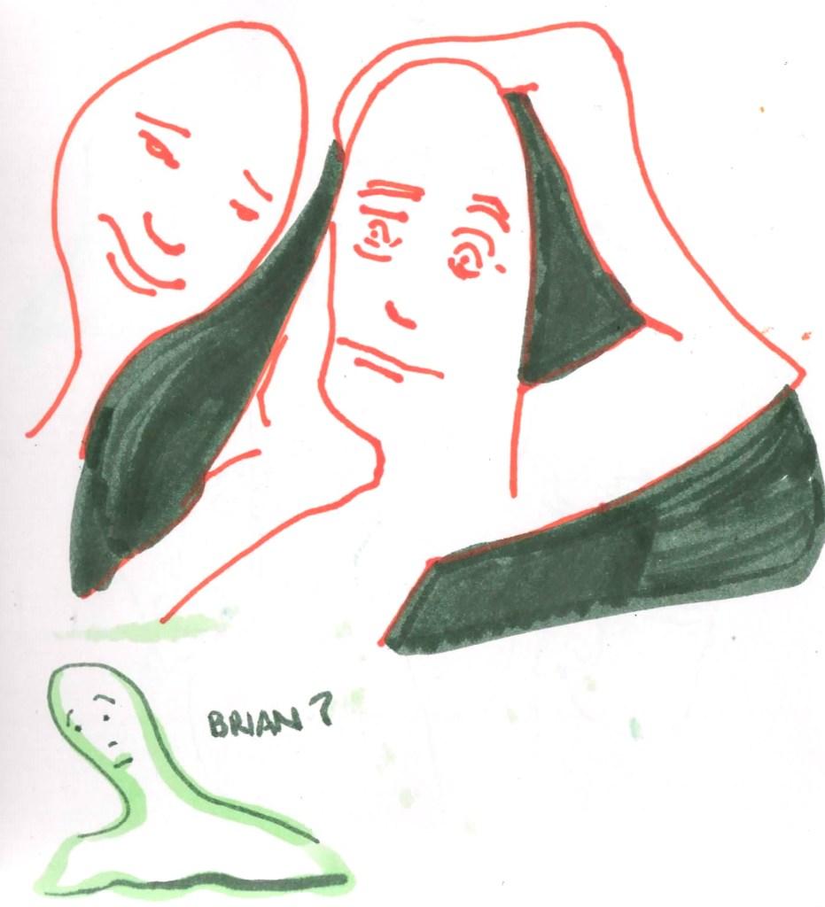 1 minute Brian Beings