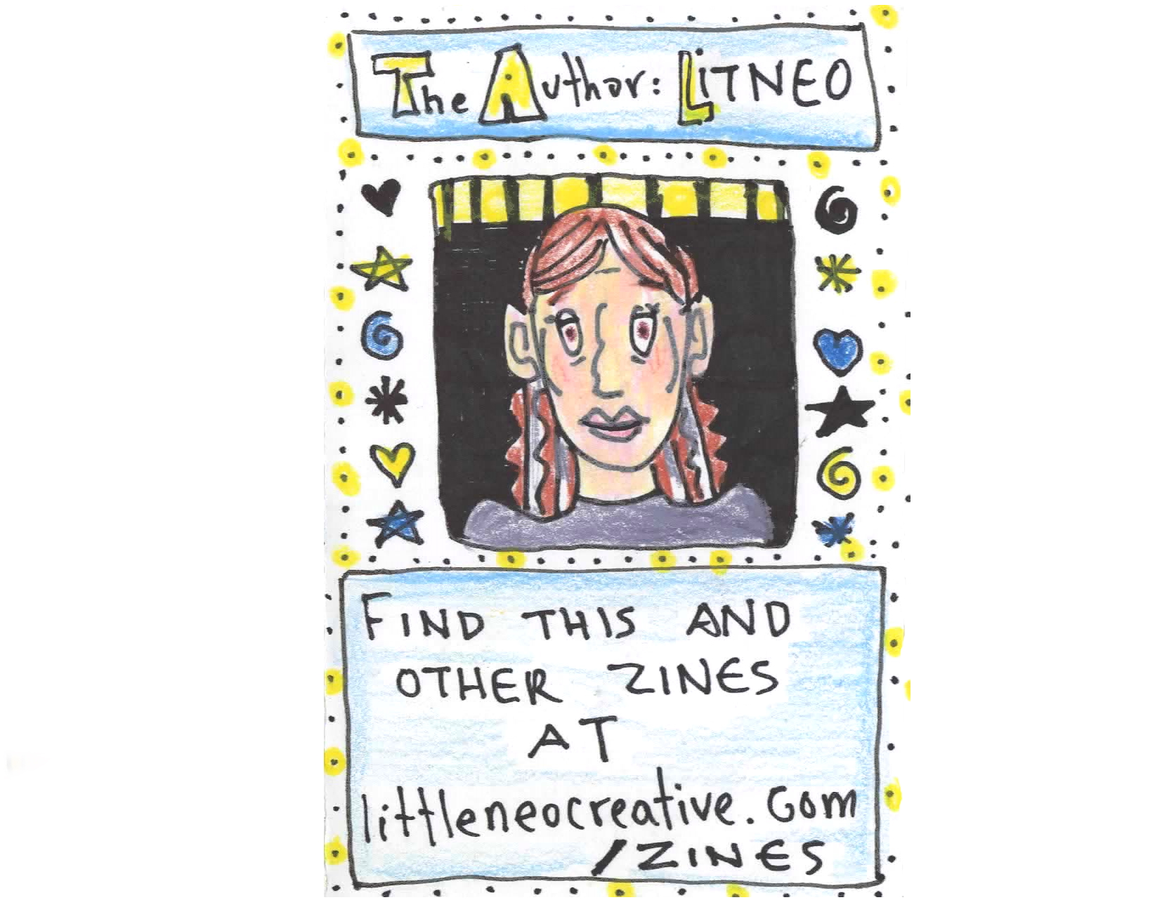 Nicole Little LitNEO littleneocreative littleoutrageous ABOUT page