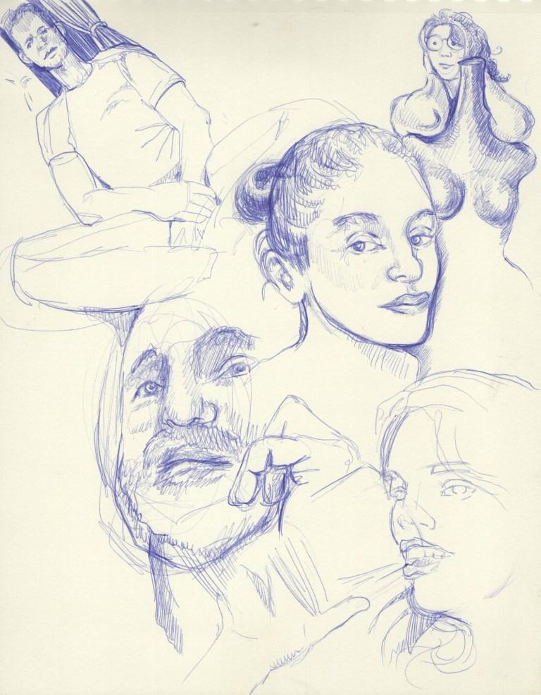 The Tens - Francis Gila Nicole Idealized Brian and Kim