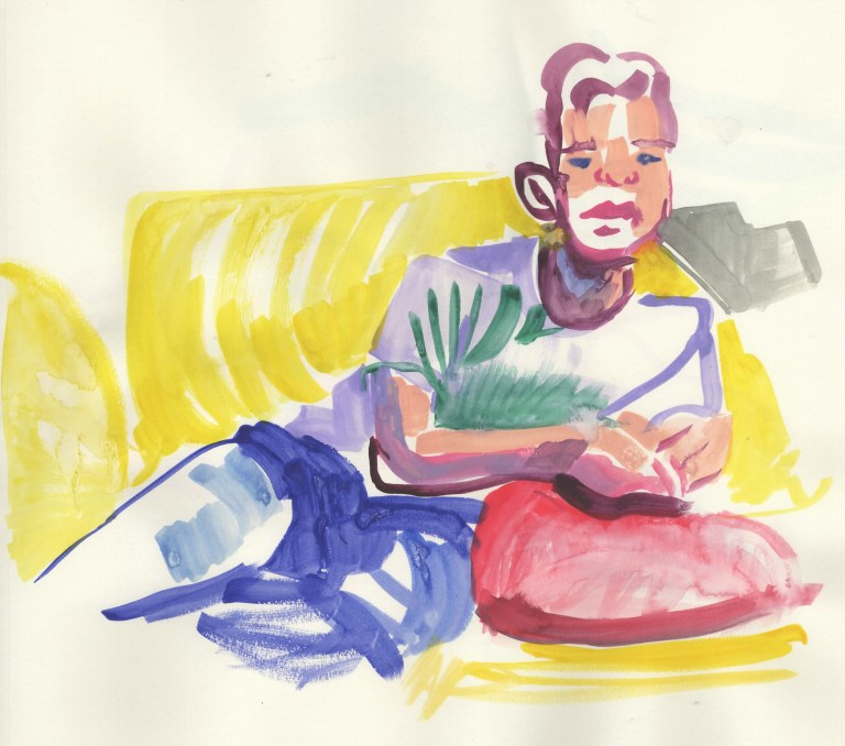 Francis for 10 Watercolour
