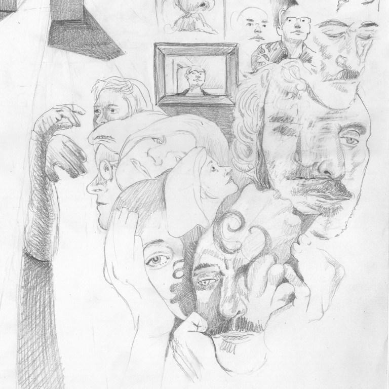 Surrealist Collective 3