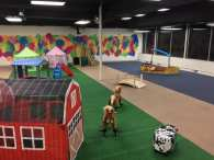 Little Nest Child Care Indoor Play Area