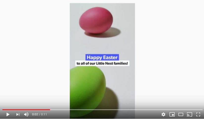 Happy Easter thumbnail