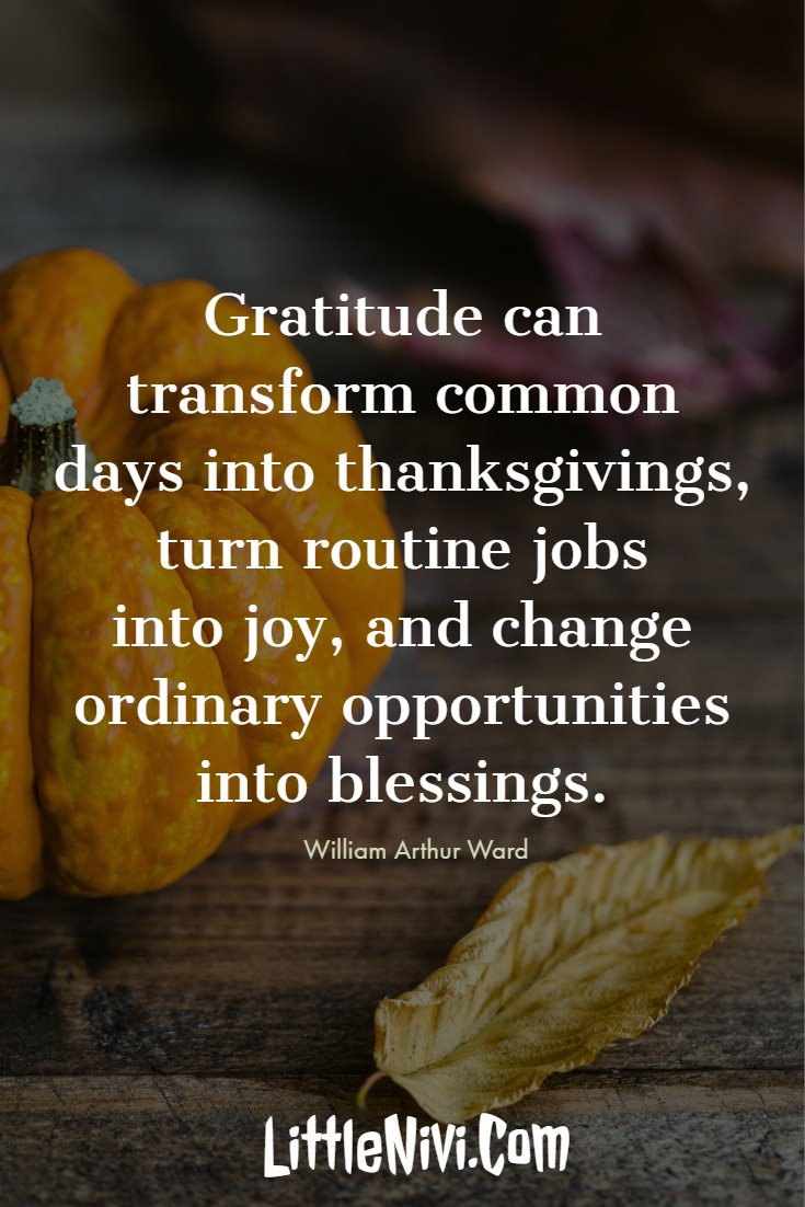 27 Inspiring Thanksgiving Quotes with Happy Images 5