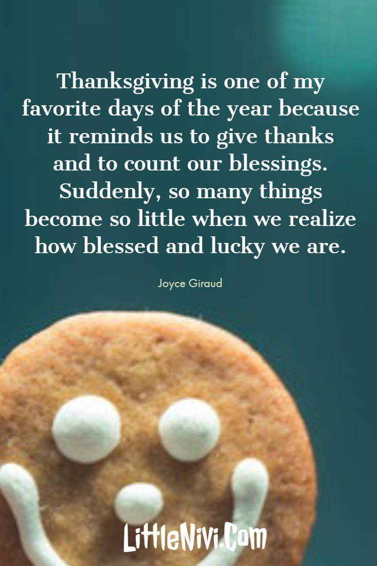 27 Inspiring Thanksgiving Quotes with Happy Images 6