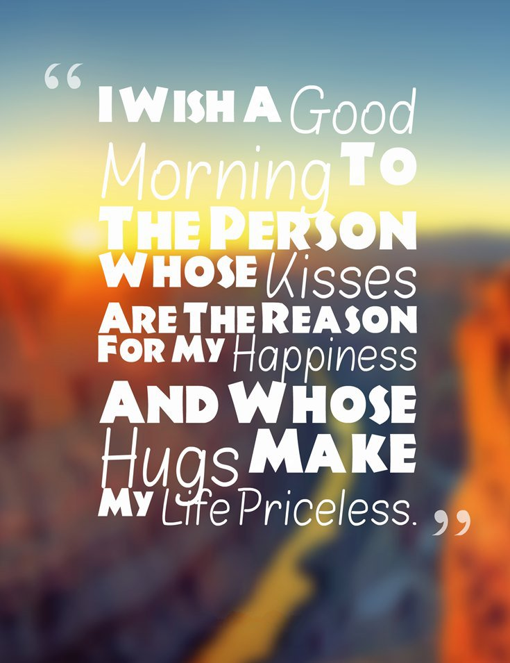 28 Amazing Good Morning Quotes and Wishes with Beautiful Images 3