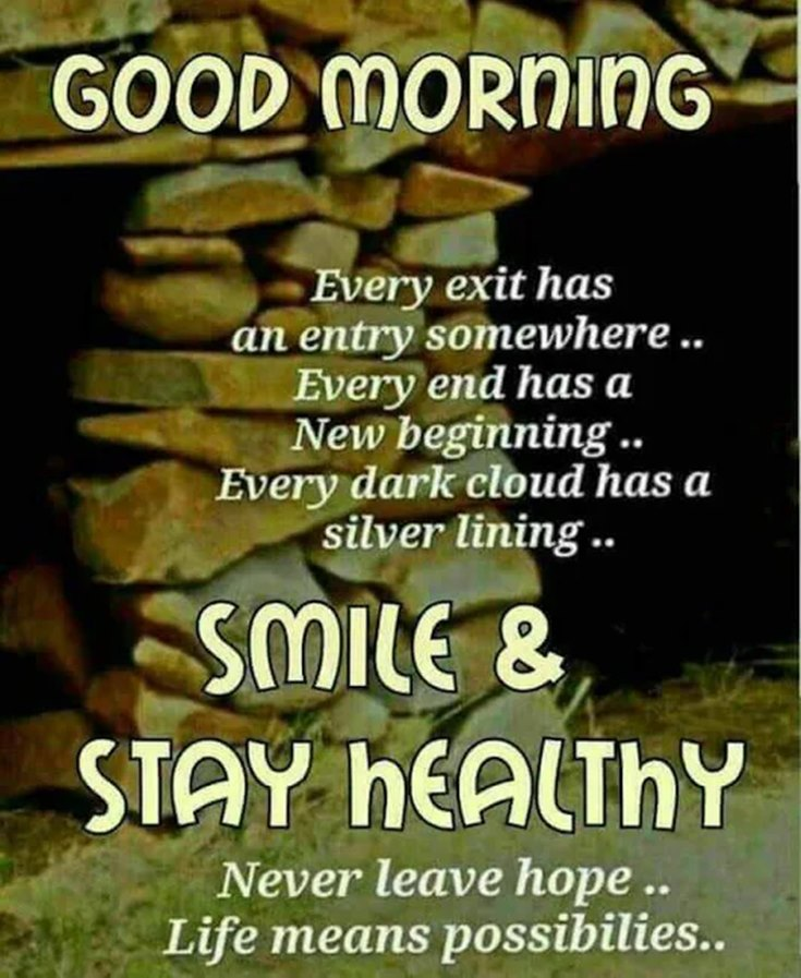 28 Amazing Good Morning Quotes and Wishes with Beautiful Images 7