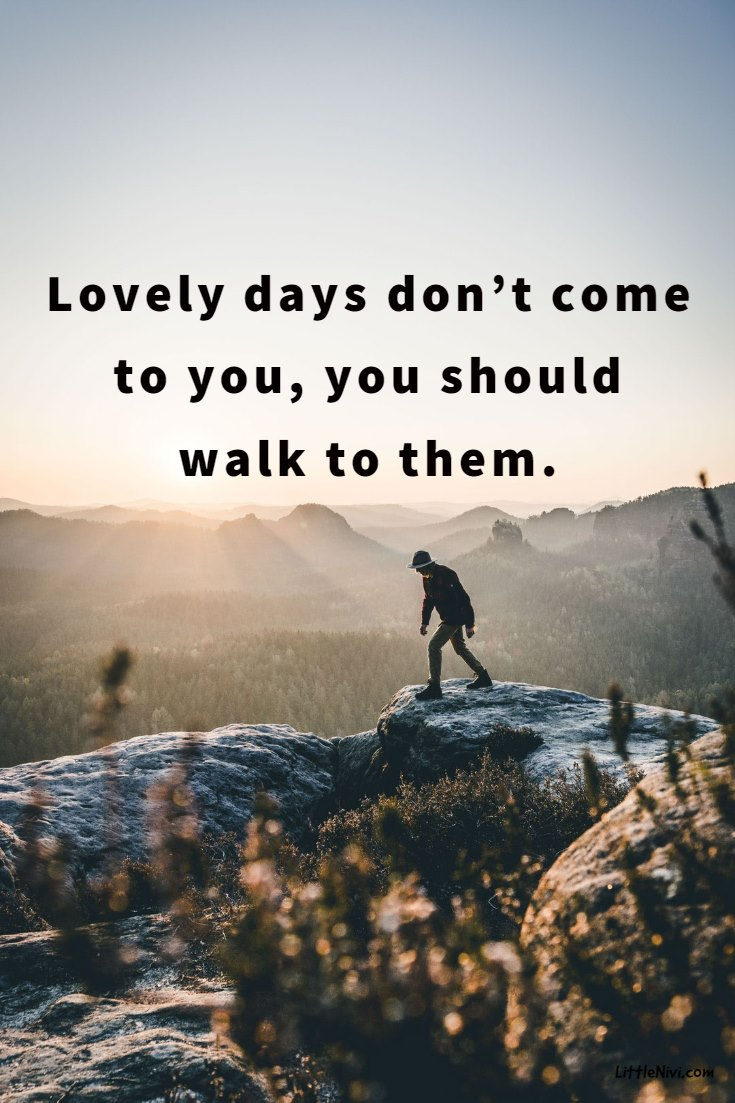 35 Inspirational Good Morning Quotes with Beautiful Images 2