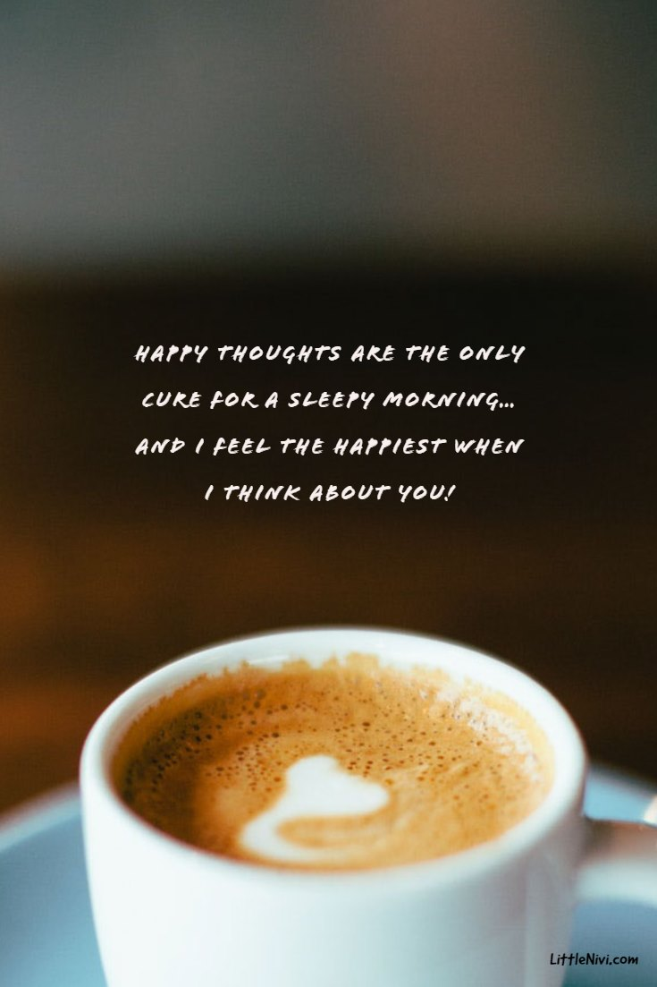 beautiful good morning quotes coffee