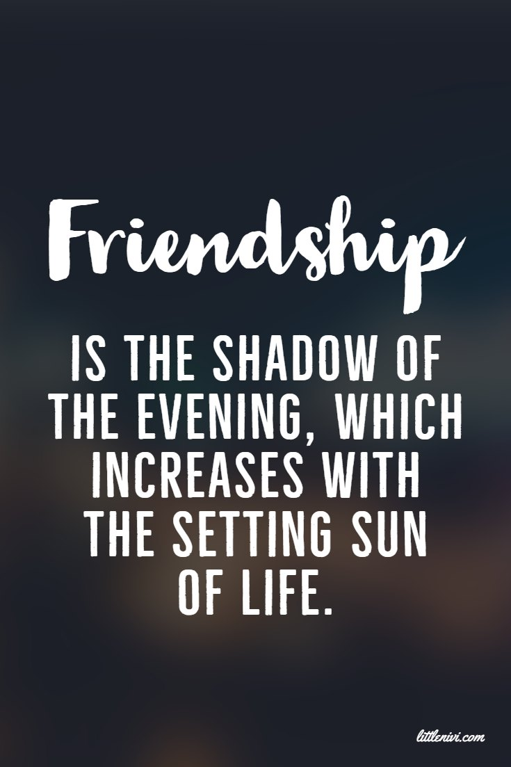 27 Friendship Quotes That You And Your Best Friends 7