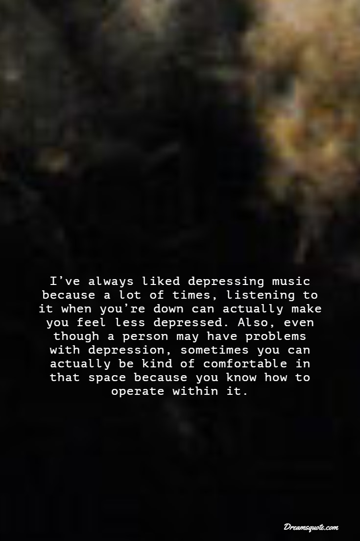 28 Depression Quotes About Life and Sayings 11