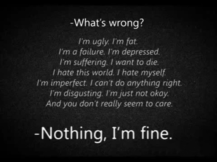 Image of: Tumblr 28 Depression Quotes About Life And Sayings 17 Littlenivi 28 Depression Quotes About Life And Sayings Littlenivi