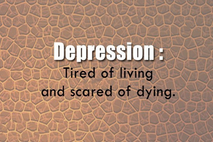 28 Depression Quotes About Life and Sayings 27