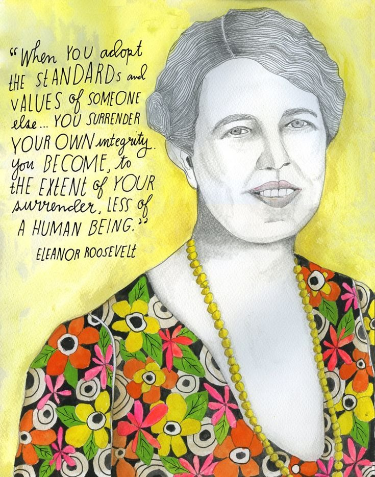 67 Eleanor Roosevelt Quotes And Sayings 5