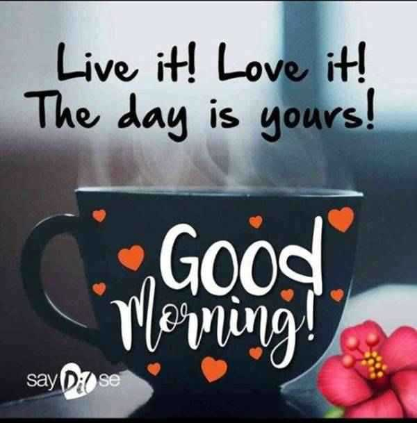 56 Good Morning Quotes and Wishes with Beautiful Images 31