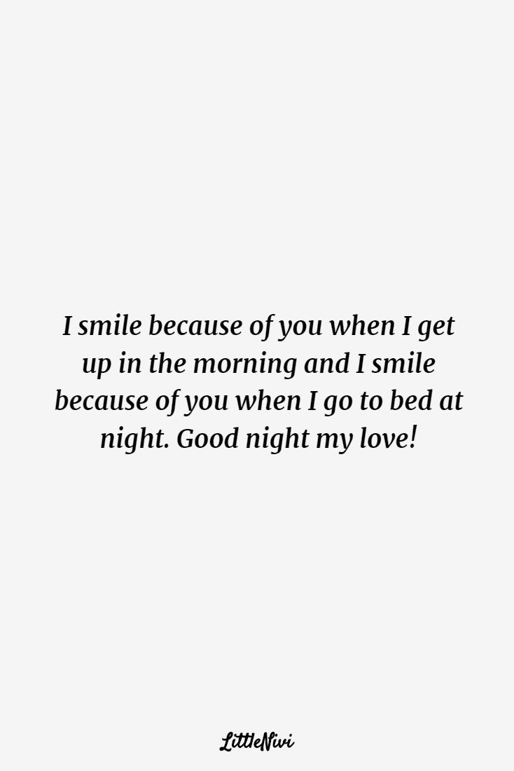 night wishes saying goodnight