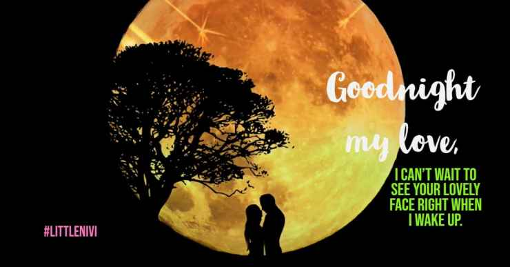 Good Night Quotes For Her Images And Messages