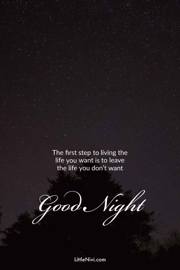 30 Amazing Good Night Quotes and Wishes with Beautiful Images 7