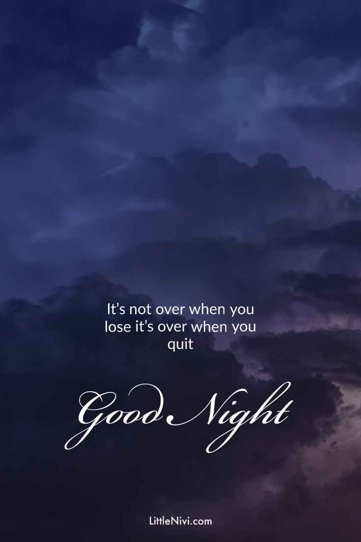 30 Amazing Good Night Quotes and Wishes with Beautiful Images 9