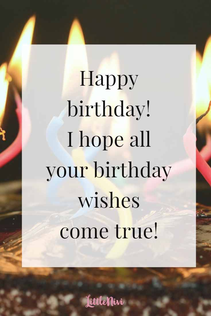 31 Best Wishes for Birthday With Images Messages 8