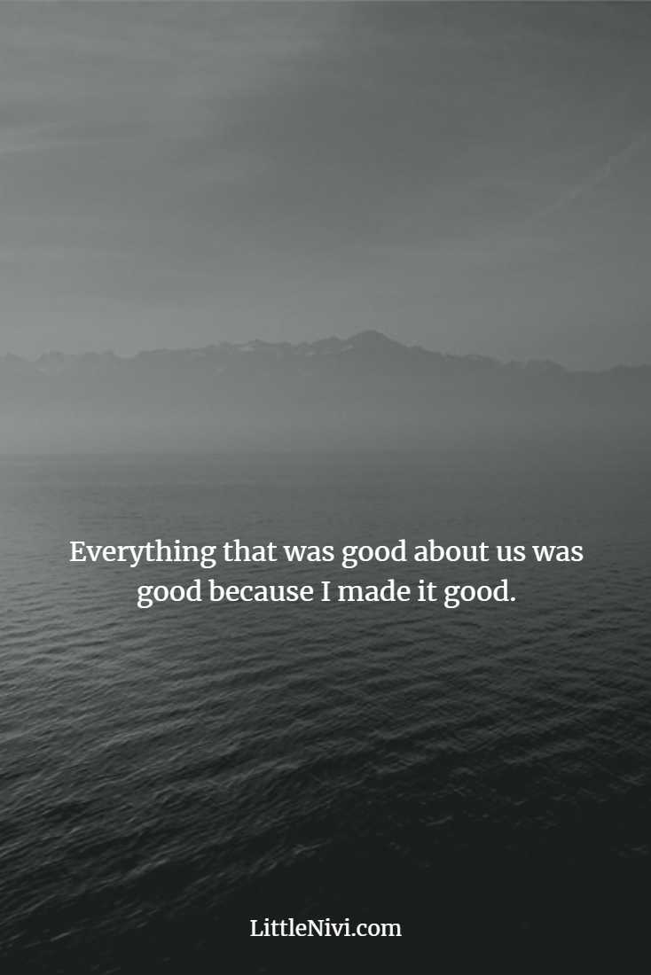 depressing quotes and sayings about life and love