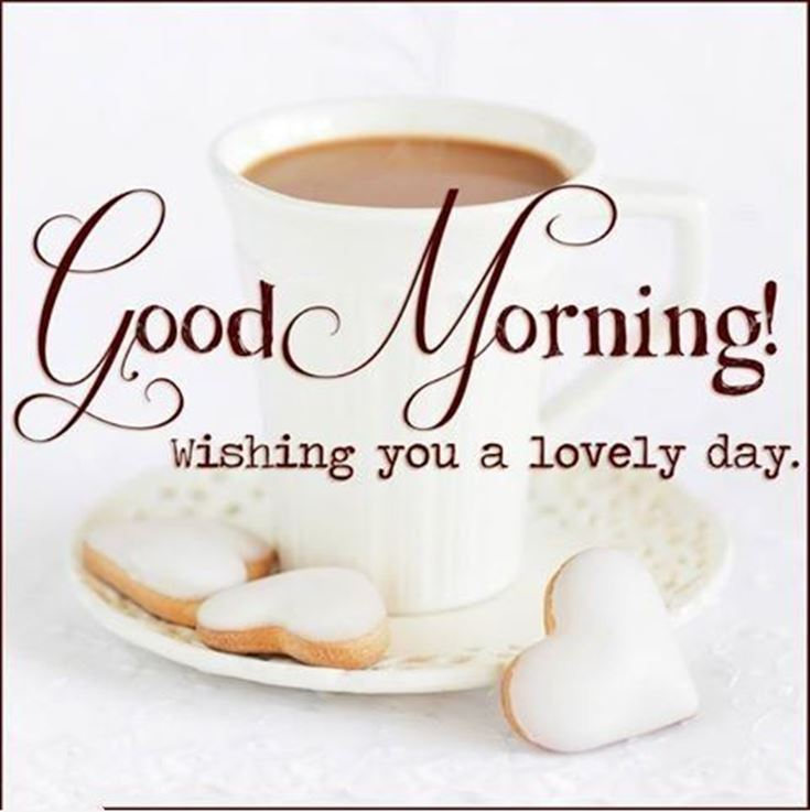 Cute good morning wishes for lover
