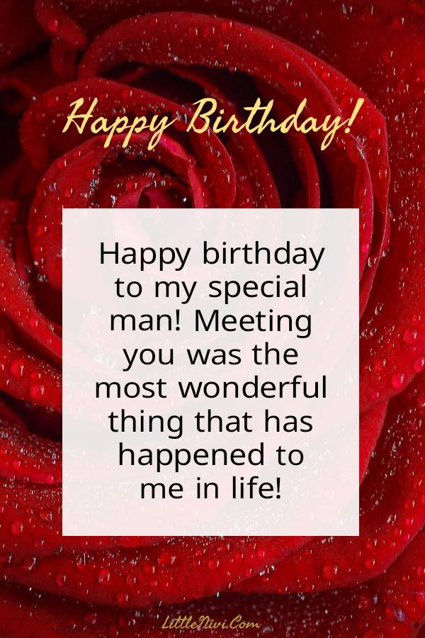 Sweet Birthday Message For Boyfriend : sweet, birthday, message, boyfriend, Romantic, Birthday, Wishes, Messages,, Quotes, LittleNivi.Com