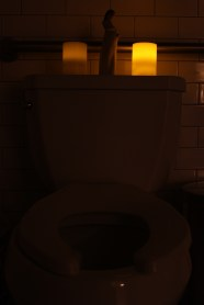 Even GraceFull's toilet bring peace and calm.