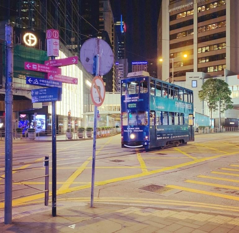 Queen's Road Central - Hong Kong