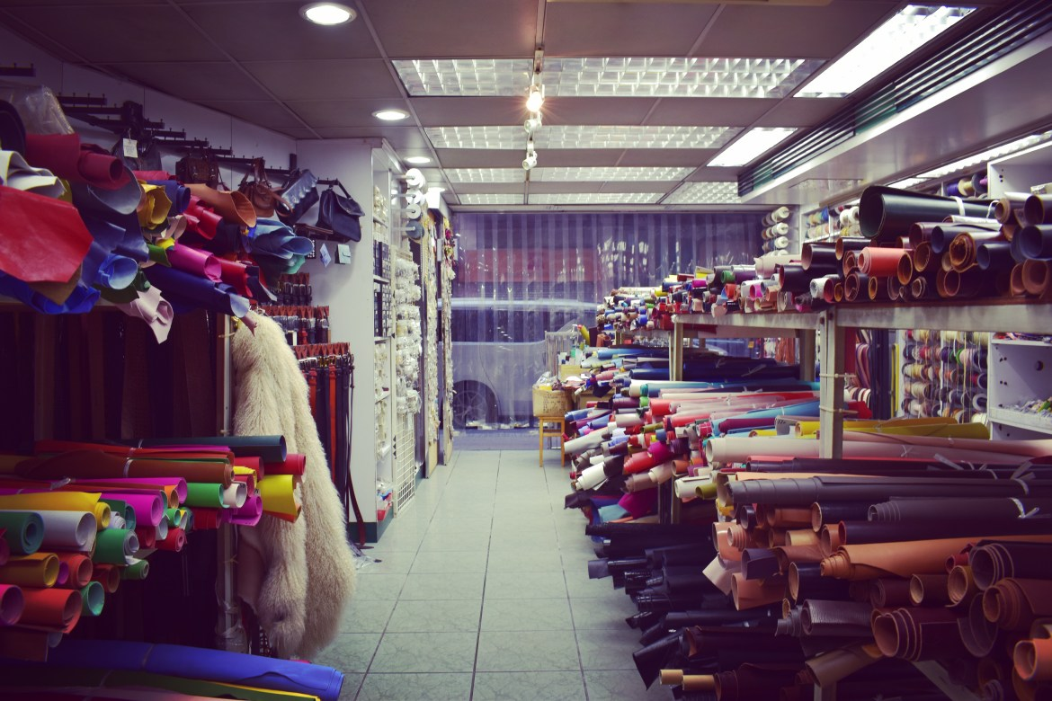 Leather Shops in Hong Kong