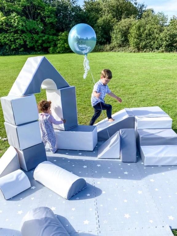 Castle _ Step slide amateur 1