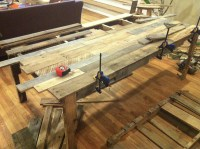 DIY How To Build A Kitchen Table Plans Download veneering ...