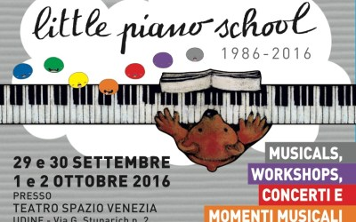 Happy birthday Little Piano School