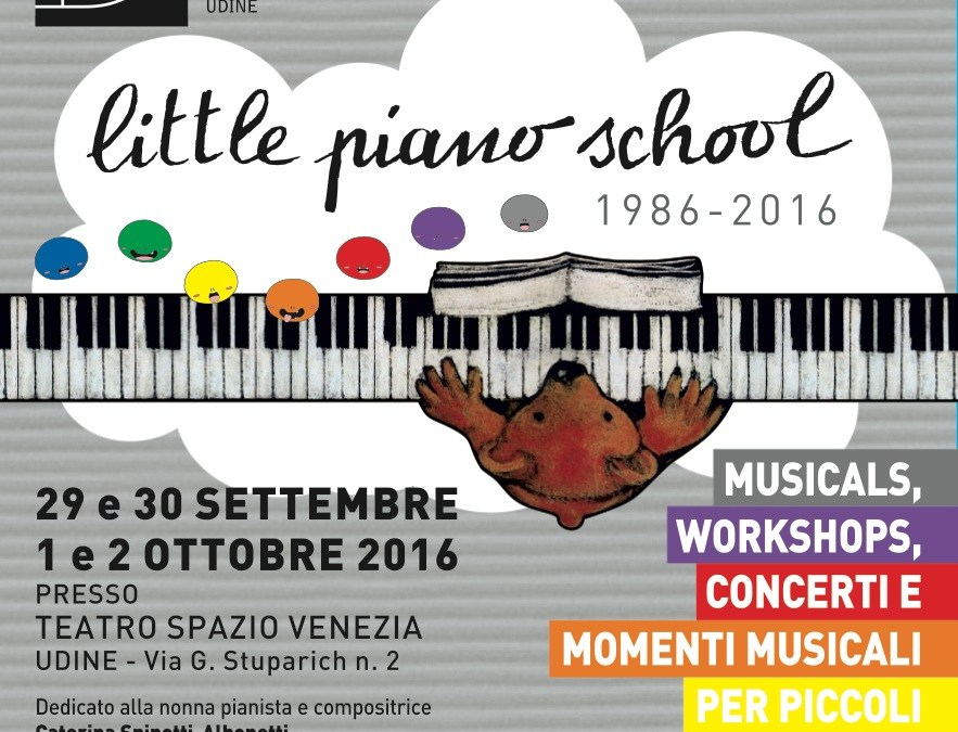 Happy birthday Little Piano School