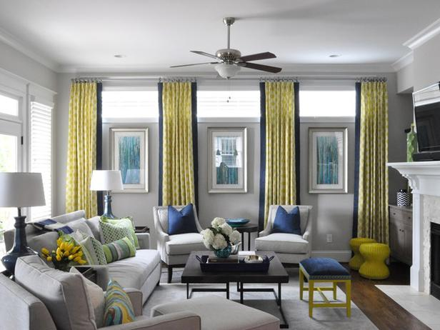 Grey And Yellow Living Room Ideas Amazing Contemporary Small