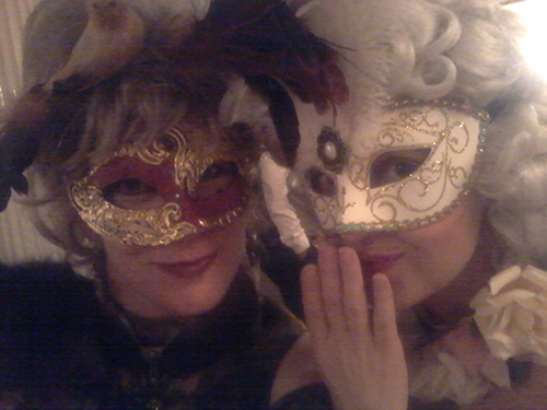 Leah & Kristen