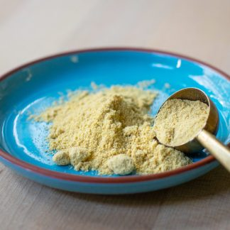 Organic ground mustard seed