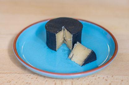 Cheese Vegan Organic Volcanic Wheels Semi-hard (Rosie & Riffy)