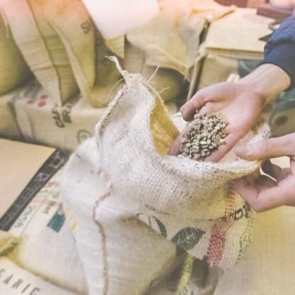 coffee organic vegan amsterdam