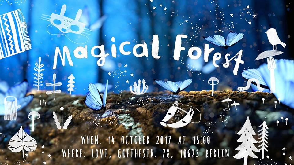 Journey 1: Magical Forest