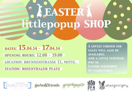 Easter Popup