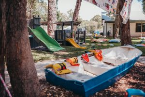 outdoor play daycare