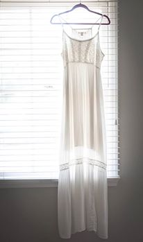 wedding dress from target