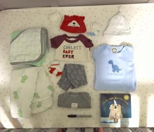 newborn hospital bag