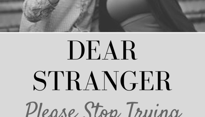 Dear Stranger, Please Stop Trying to Change My Child's Name